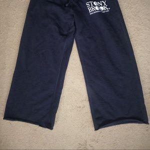 Pants - STONYBROOK STATE UNIVERSITY OF N.Y CAPRI PANT. XS